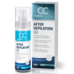 CC AFTER DEPILATION GEL 60ML