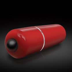 3-SPEED VIBRATOR BULLET LE RÊVE RED