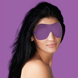 OUCH! CURVY EYEMASK EYE MASK PURPLE