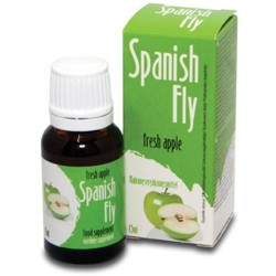 GOTAS SPANISH FLY MAÇÃ 15ML