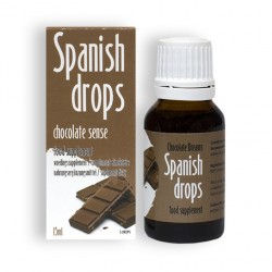 SPANISH FLY CHOCOLATE SENSATION DROPS 15ML