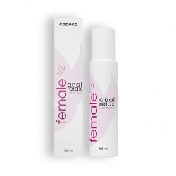 FEMALE ANAL RELAX LUBRICANT 120ML