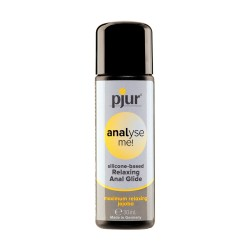 SILICONE BASED LUBRICANT PJUR ANALYSE ME! RELAXING ANAL GLIDE 30ML