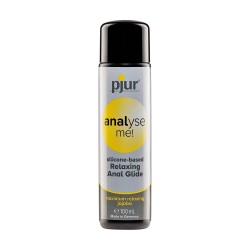 SILICONE BASED LUBRICANT PJUR ANALYSE ME! RELAXING ANAL GLIDE 100ML