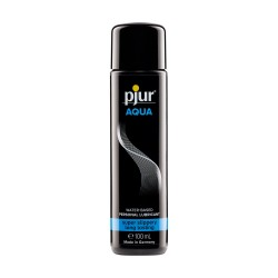 PJUR AQUA WATER BASED LUBRICANT 100ML