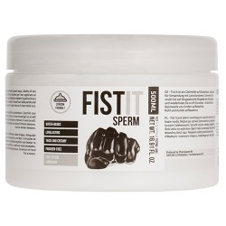 LUBRIFICANTE PARA FISTING FIST IT SPERM 500ML