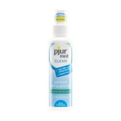 SPRAY DESINFETANTE PJUR MED CLEAN 100 ML