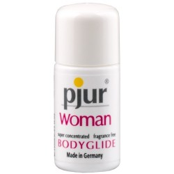 PJUR WOMAN BODY GLIDE SILICONE BASED LUBRICANT 10 ML