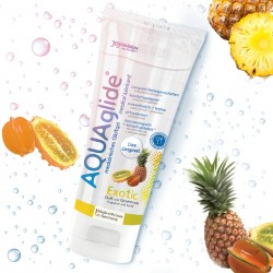 AQUAGLIDE EXOTIC FRUIT LUBRICANT 100ML