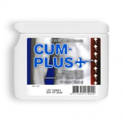 CUM PLUS SPERM VOLUMIZER 30 CAPS FLATPACK