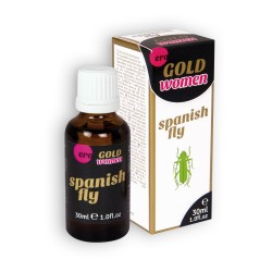 DROPS GOLD WOMEN SPANISH FLY ERO FOR WOMEN 30ML