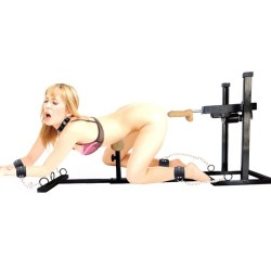 MÁQUINA DE SEXO BONDAGE LOVE MACHINE