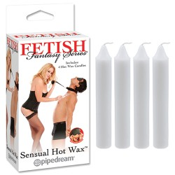 FETISH SENSUAL HOT WAX CANDLES