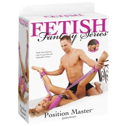 FETISH POSITION MASTER PINK
