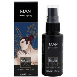 SPRAY ESTIMULANTE SHIATSU™ MAN POWER SPRAY 50ML