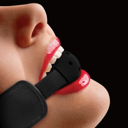 BRACE BALL GAG BLACK